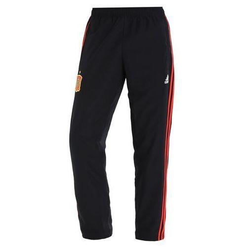 adidas Performance FEF SPAIN WOVEN PANT Koszulka reprezentacji black/red, DRW88