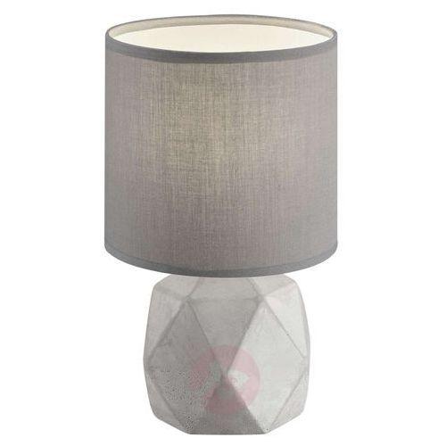 Reality PIKE Lampa stołowa Siwy, 1-punktowy - Nowoczesny - Obszar wewnętrzny - PIKE - Czas dostawy: od 4-8 dni roboczych