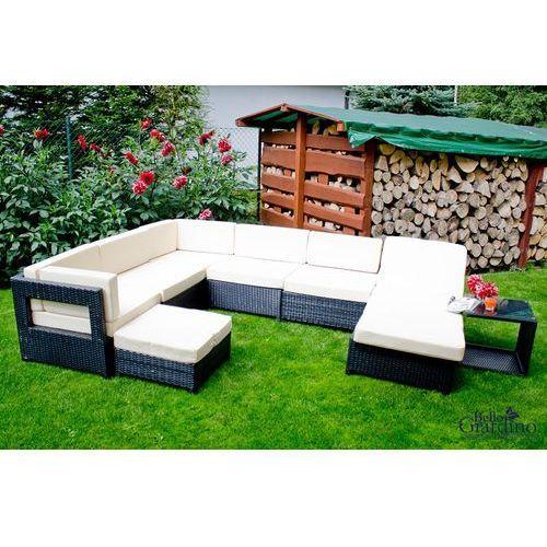 Zestaw mebli ogrodowych riposare marki Bello giardino
