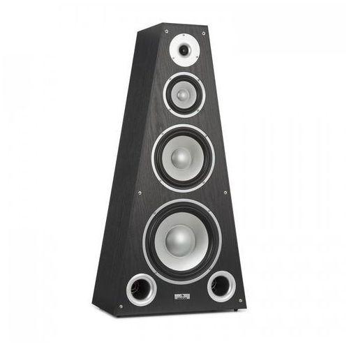 Sp-800 wieża hi-fi 4-drożna piramida 330 w czarna marki Auna