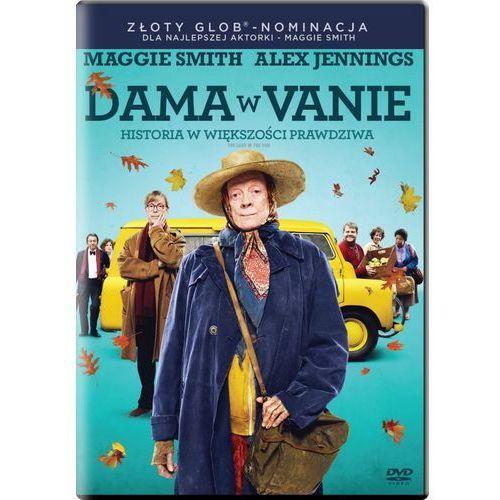 Dama w vanie (DVD) - Nicholas Hytner (5903570158599)