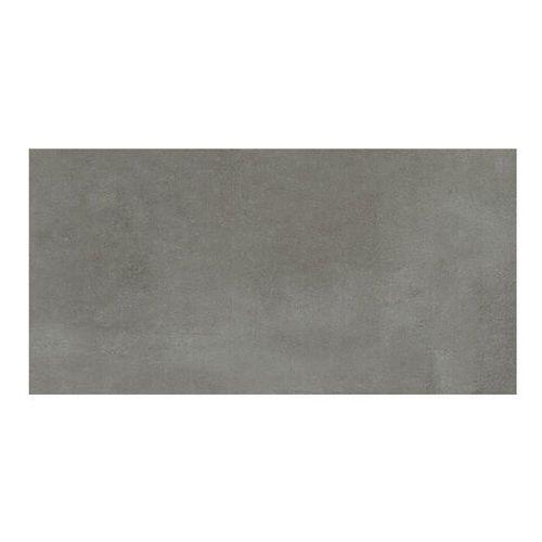 Gres szkliwiony Stargres Lefkada 31 x 62 cm ciemny szary 1,54 m2 (5905957079251)