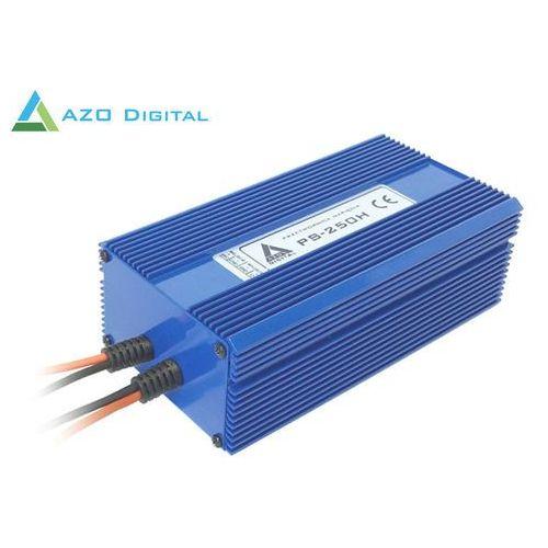 Przetwornica napięcia 40÷130 vdc / 24 vdc ps-250h-24 250w izolacja galwaniczna wodoszczelna - pełna izolacja ip67 marki Azo digital