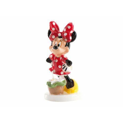 "Świeczka na tort ""Myszka Minnie 3D"", DEKORA, 8 cm (8435035205960)"