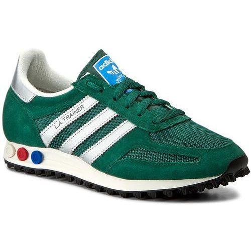 Buty adidas - La Trainer Og BY9325 Cgreen/Msilve/Cblack, 42-44 - OKAZJE