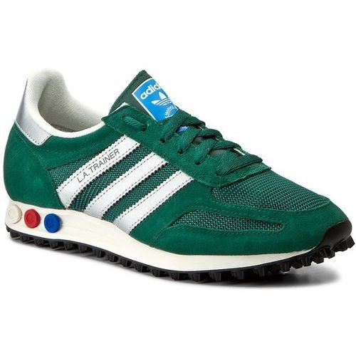 Buty adidas - La Trainer Og BY9325 Cgreen/Msilve/Cblack - OKAZJE