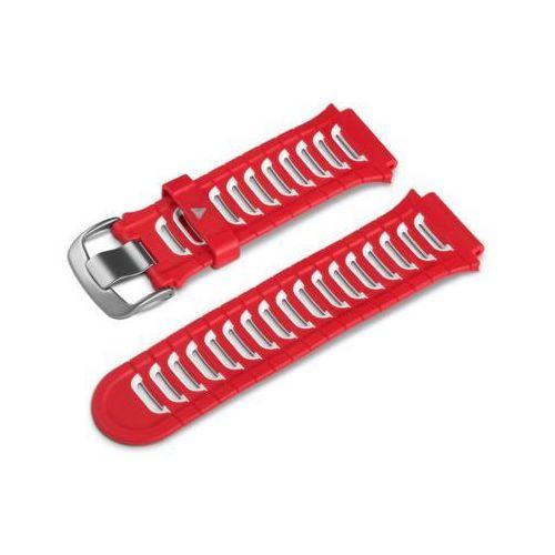 Garmin Pasek do zegarka sportowego forerunner 920xt biały/czerwony 010-11251-42 (0753759108762)