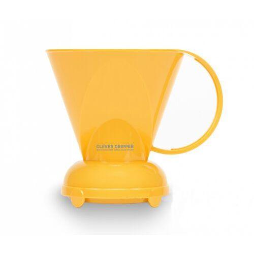 Mr dripper l żółty - 530ml marki Clever