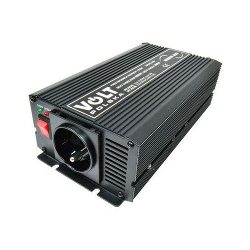 Przetwornica DC/AC SINUS 300W/600W 24V > 230V