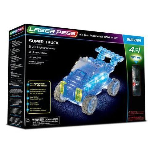 4 in 1 Super Truck - Laser Pegs