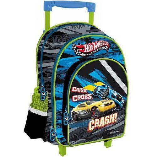 Plecak na kółkach Hot Wheels 372605 - Starpak
