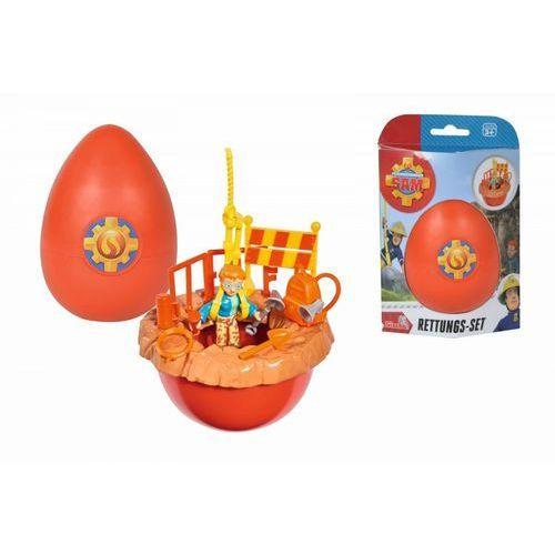 Strażak Sam Zestaw ratunkowy jajko, Norman, 1_628731