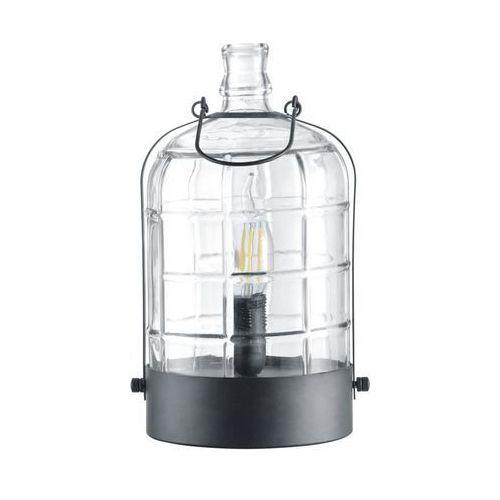 Trio astrid lampa stołowa czarny, 1-punktowy - vintage - obszar wewnętrzny - astrid - czas dostawy: od 2-3 tygodni