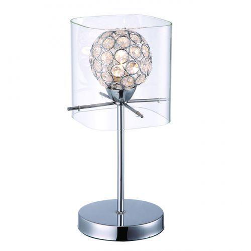 Lampa biurkowa spark transparentny, lp-5193/1t transp marki Light prestige