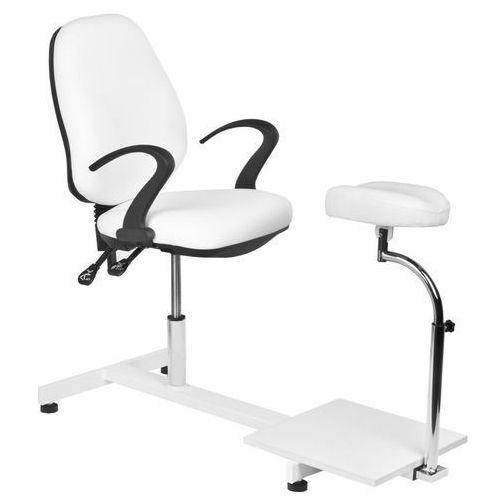 Activ Fotel kosmetyczny hyd. spa 218 pedi biały