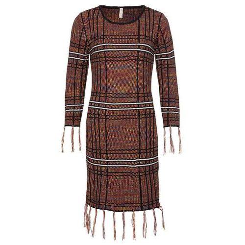 Sukienka jasny miętowy marki Bonprix