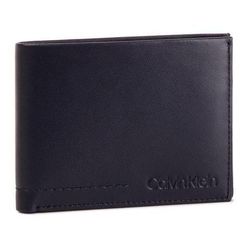 6f010424be11e Calvin klein Duży portfel męski - flex 5cc coin k50k504414 067 - NajShop