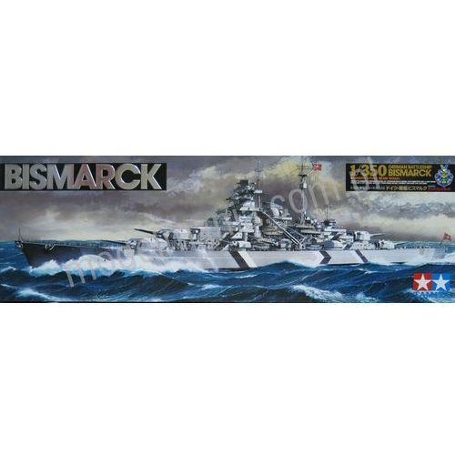"Niemiecki pancernik ""Bismarck"" Tamiya 78013, 78013"