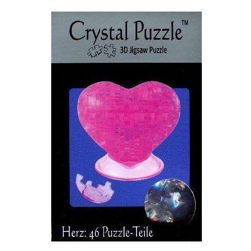 Bard centrum gier Crystal puzzle serce (4018928591612)