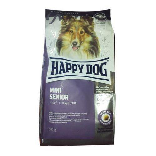 supreme fit & well mini senior 300g marki Happy dog