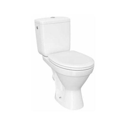 Kompakt WC Cersanit Paros z deską wolnoopadającą z duroplastu