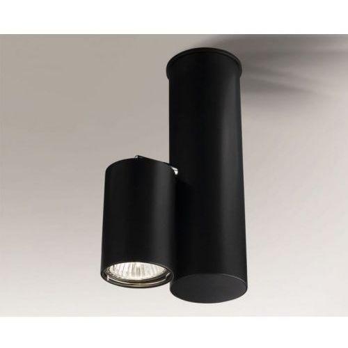 Shima Reflektor Shilo 2201/GU10/CZ 20/19cm czarny