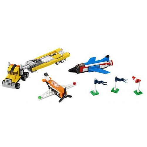 LEGO Creator, Pokazy lotnicze, 31060