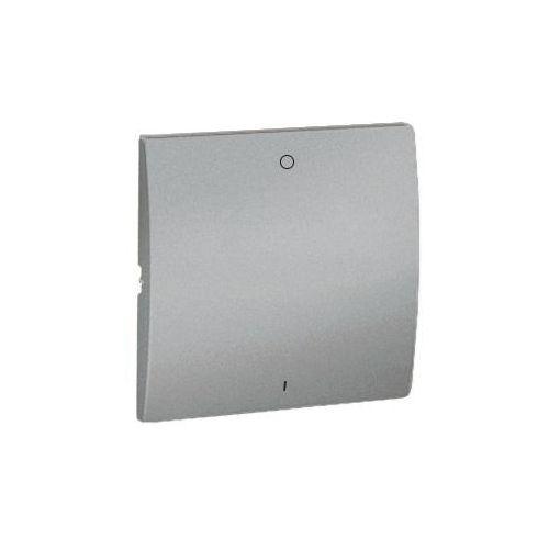 Kontakt Simon CLASSIC Klawisz do łącznika dwubiegunowego aluminium (met.) - MKW2/26 - sprawdź w wybranym sklepie