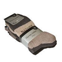 Skarpety WiK Thermo Socken art.7018 męskie A'3 43-46, wielokolorowy, WiK, kolor wielokolorowy