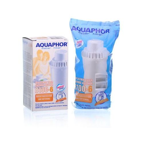 Wkład filtrujący AQUAPHOR B100-6 + Zamów z DOSTAWĄ JUTRO!, B100-6