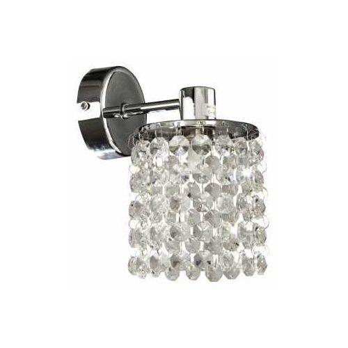 Oprawa lampa ścienna royal 1x40w g9 chrom/kryształ 21-08421 marki Candellux