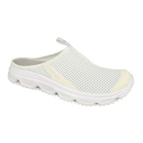 Buty  rx slide 3.0 402597 - białe   biały marki Salomon
