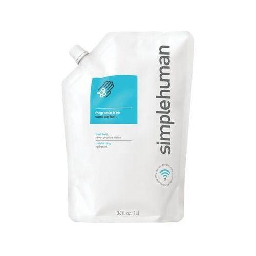 - mydło do rąk w płynie fragrance free - 1l marki Simplehuman