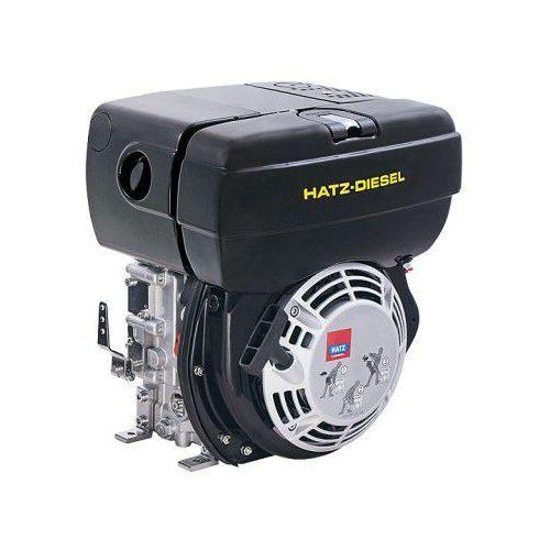 Silnik diesla 1b30 elektryczny rozruch marki Hatz