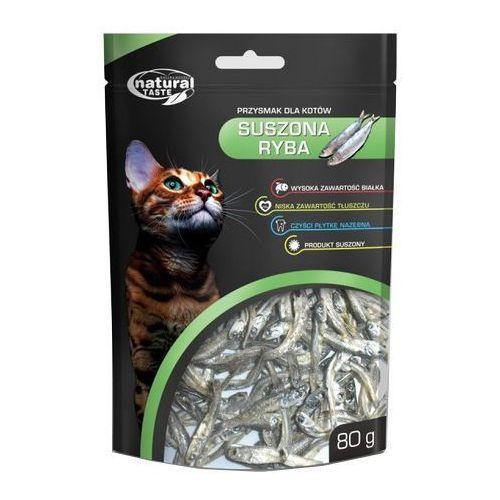 Dolina noteci Natural taste suszona ryba dla kota 80g (5900842014942)