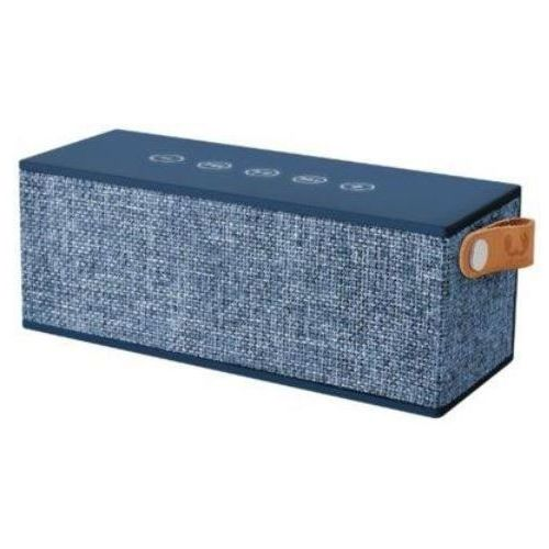 Głośnik Bluetooth FRESH N REBEL Rockbox Brick Fabrick Edition Indigo + DARMOWY TRANSPORT!