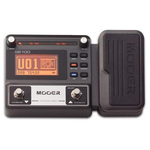 Mooer gem box guitar multi fx processor efekt gitarowy