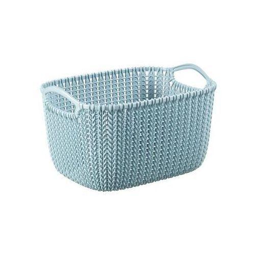 Koszyk knit s 8 l 30 x 17 x 22 cm marki Curver