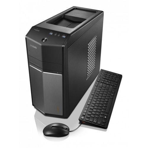 Lenovo 710-25ISH i7-6700 12G 512GB SSD Win10 GT730 DVD-RW BT WiFi klawiatura, mysz NVIDIA 2GB