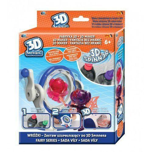 3D Magic - Fabryka 3D - Spinner Kreuj w 3D, 3 rodzaje (8595582228567)