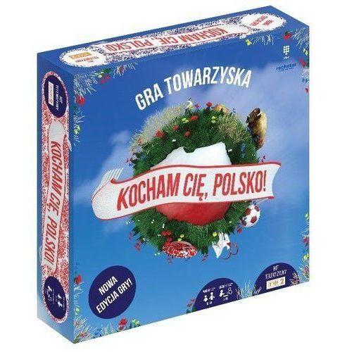 Tm toys Kocham cię polsko! gra planszowa