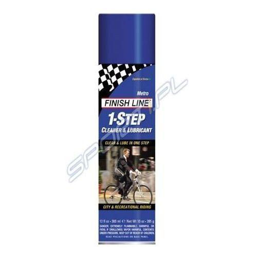 Olej Finish Line 1-STEP syntetyczny 180ml aerozol