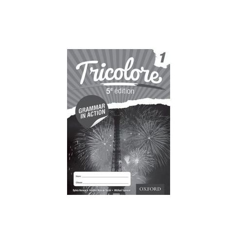 Tricolore 5e Edition. Grammar in Action Workbook 1 (8 Pack)