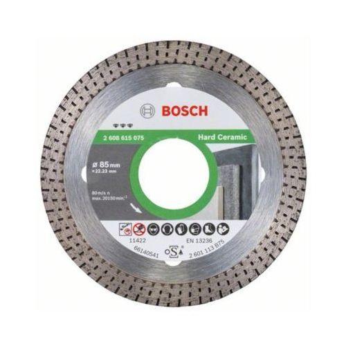 Tarcza diamentowa BOSCH 85 x 22.23 mm (2608615075)