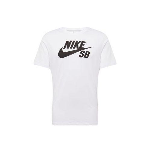 koszulka czarny / biały marki Nike sb