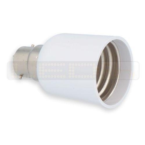 Przejściówka żarówki (adapter) b22 > e40 marki Inny