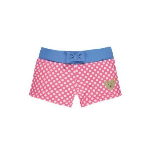 girls bikini panty punkty pink marki Steiff