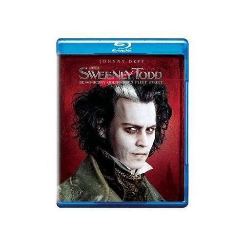 Sweeney Todd: Demoniczny Golibroda z Fleet Street (Blu-Ray), Premium Collection - Tim Burton (7321996211250)