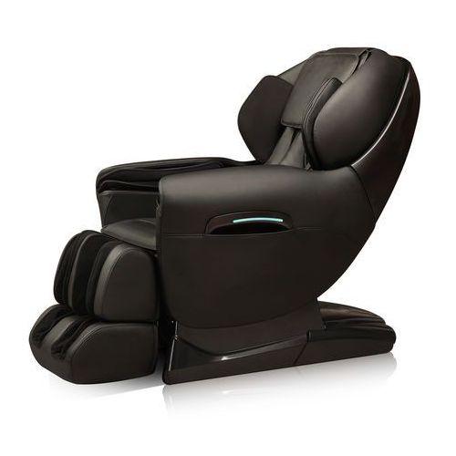 OKAZJA - Fotel do masażu inSPORTline Dugles, Ciemny brązowy