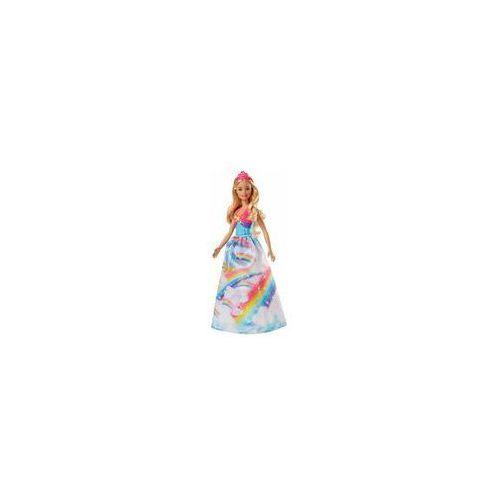 Lalka ksi�niczka krainy s�odko�ci dreamtopia (blondynka) marki Barbie